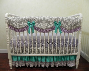 convertible barn cribs c products pottery rory in crib teal kids