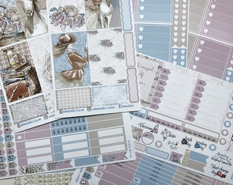 Out West: BIG Happy Planner Sticker Kit