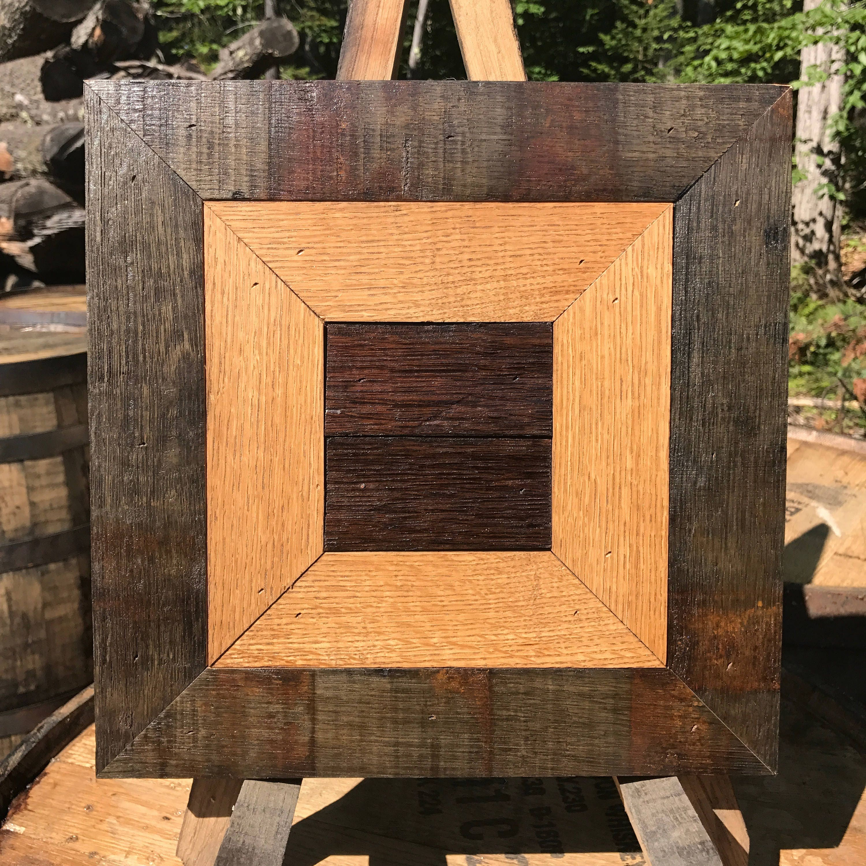 how to cut a whiskey barrel in half lengthwise