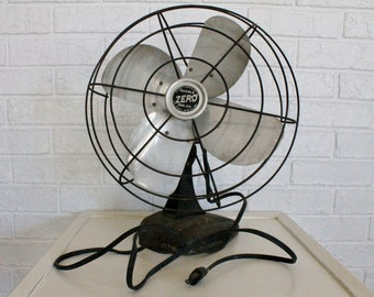Zero Fan Bersted MFG Co. Model 1275 - 1950s