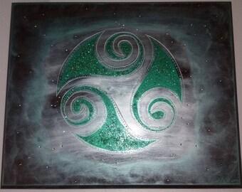 Celestial Triskele