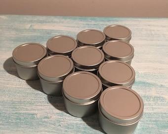 TESTERS: Set of 10 Mini Tin (no label)