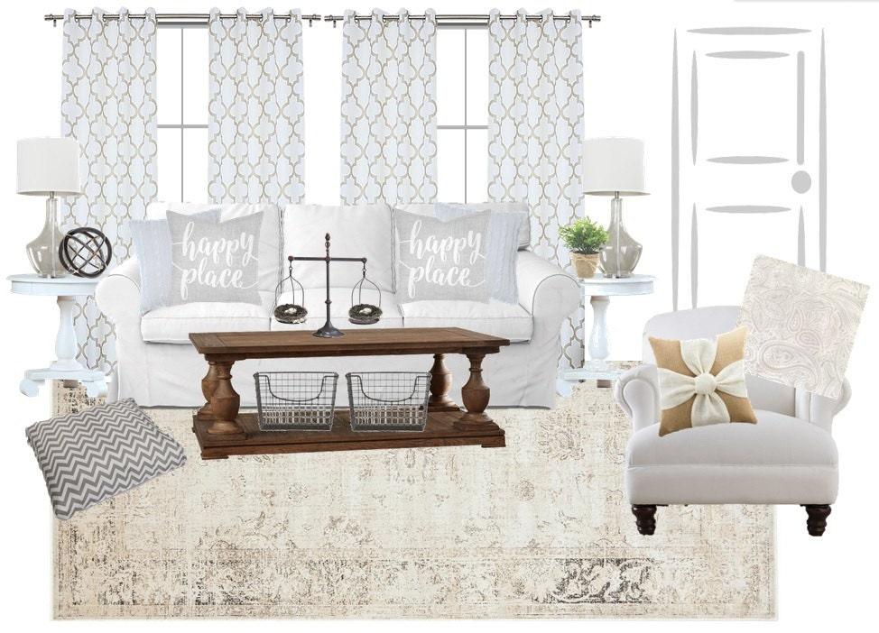 Farmhouse Style Interior Design I Farmhouse Home Decor I Fixer