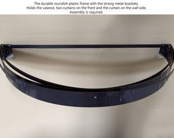 Custom canopy frame