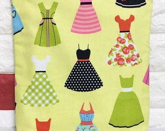Vintage Dresses Planner Pouch