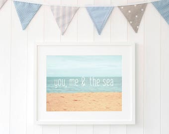 Gifts for her, seaside wall art, seaside photography, seaside decor, seaside art print, seaside photo, seaside fine art photography