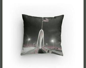 Dallas Scape Decorative pillow