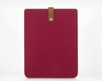 iPad Mini Case - iPad Mini Cover - iPad Mini Leather - iPad Felt Case - iPad Mini Sleeve