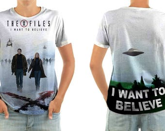 The X-Files T-shirt All sizes
