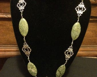 Elegance Earring and Necklace Set
