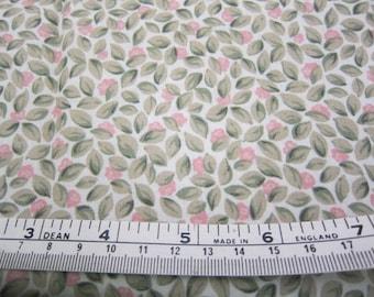 Forever Roses Cranston Home Decor Fabric Yardage 2 yards 14 inch 100% Cotton