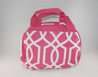Monogrammed Vine lunch bag, Personalized Vine Lunch Bag, lunch box, lunch tote, lunch bag insulated, kids lunch box,  school lunch bag
