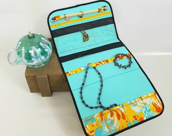 Travel Jewelry Organizer