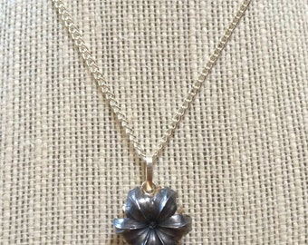 Bullet Necklace - Federal HST 9mm 124 Grain - Silver Plated Necklace - Very Unique And Beautiful