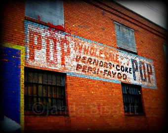We Call It Pop - Fine Art Urban Photograph