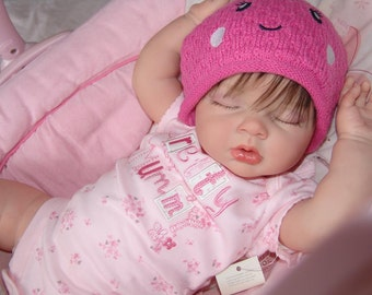 Reborn custom made child baby lifelike doll boy or girl made to order xmas gift idea you choose all details of your dream baby