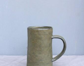 Mug. Handmade Ceramic Mug. Coffee Mug.