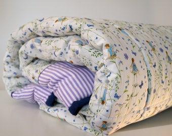 Cuddly Blanket Purple Mood