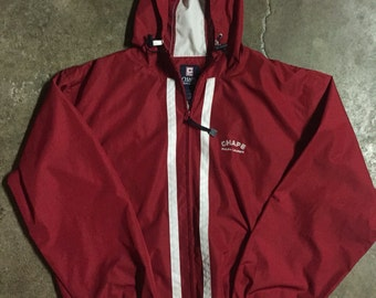Chaps Ralph Lauren zip up windbreaker jacket Size: M