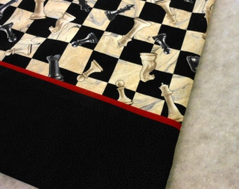 Pillowcase Chess Board Standard Size Personalization Extra