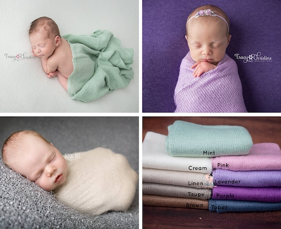 Soft Knit Wraps