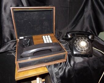 Pair Vintage Telephones - So Cool