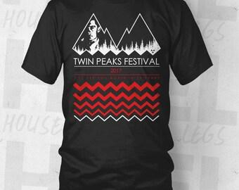 2017 Twin Peaks Festival T-Shirt