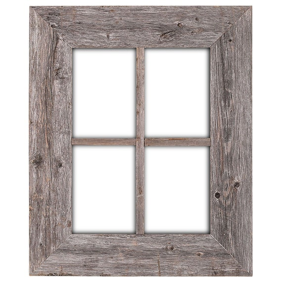 Rustic Wood Window Frame Window Frame Window Pane Frame