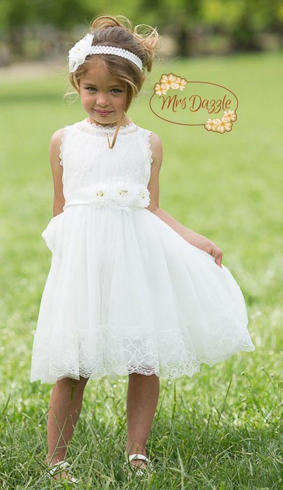 Baptism DressChristening DressBaptism Lace DressBaptism