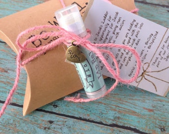 Mother's Day MINI Gift Pack - Paraben/Sulfate Soap and Lip Balm
