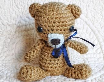 Tiny the Teeny Bear