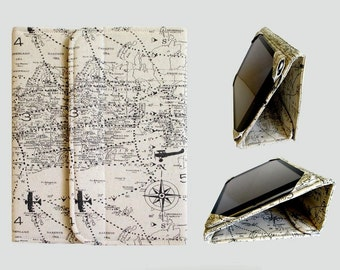 iPad Pro 9.7 Case, iPad Pro 9.7 Cover, iPad Case, iPad Mini Cover, iPad Mini Case, iPad Air Case, iPad Pro 9.7 sleeve Flight Map