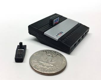Mini Atari 5200 Super System - 3D Printed!