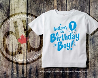 1st birthday tee shirt