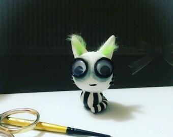 Beetlejuice Kitty