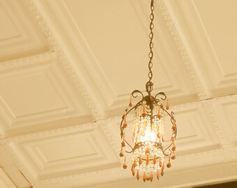 Whimsical chandelier etsy quick view aloadofball Image collections
