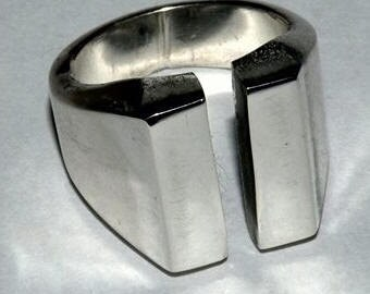 Sterling Silver Equality ring