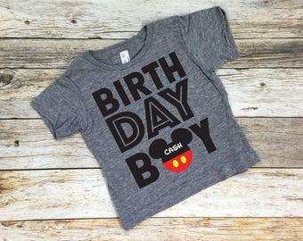 Mickey Mouse Birthday Shirt. Mickey Mouse Birthday. Disney Birthday. Disneyland Birthday. Disneyland.Disney.Mickey Birthday.
