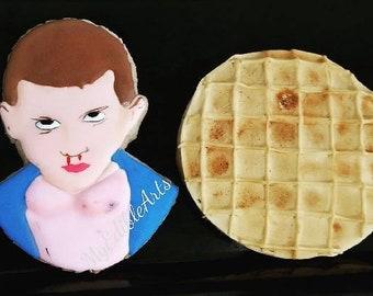 Stranger Things sugar cookies