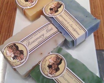 Simply Natural & Refreshing Soap/Lotions