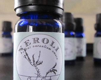 Neroli Essential Oil - Aromatherapy - Essential Oil - Essential Oils
