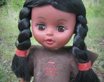 Kataya Indian Doll