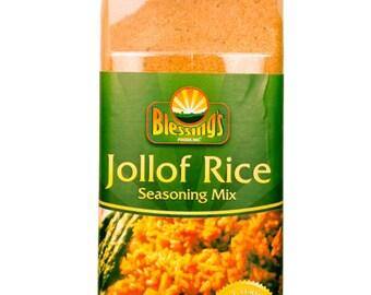 Jollof Rice Seasoning Mix (20 oz)
