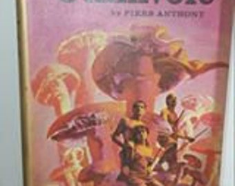 Omnivore by Piers Anthony 1968 Ballintine books