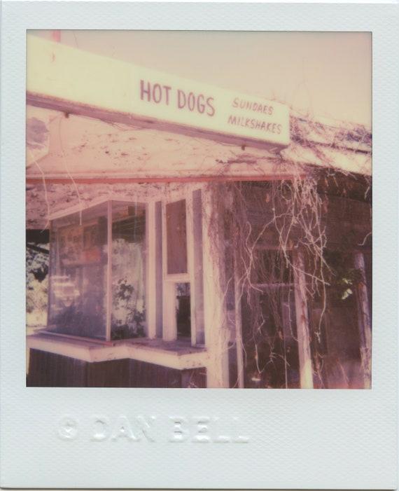 Hot Dogs Sundaes Milkshakes