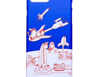 Ryohei Yanagihara WLL Ryo.Works Let's go to Space #a iPhone cover Limited Edition