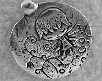 Green Girl Studios You-Are-Special Pewter Pendant