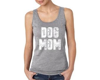 Dog Mom Tank Top for Women Dog Mom Shirt Funny Mom Tanks Funny Gift for Mom Dog Mom Tank tops