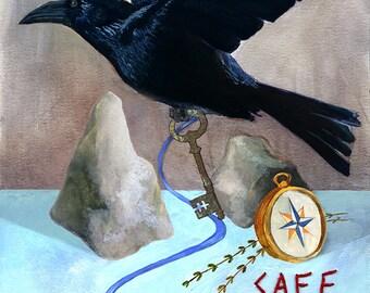 Safe Passage Print