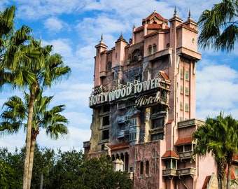 The Twilight Zone Tower of Terror